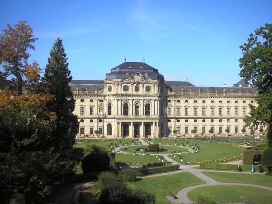 Würzburg, Tyskland: wuerzburg