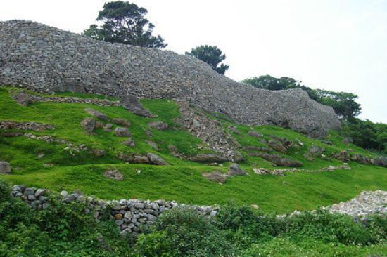Nakijin Castle site, Nakijin-son, Okinawa Pref., Japan - Picture of Nakijin-s...