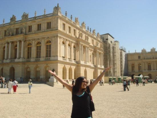 Versailles: check me out!