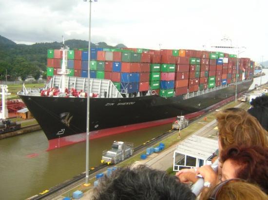 Panamakanalen: PANAMA