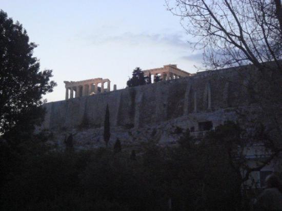Akropolis: the Acropolis at day