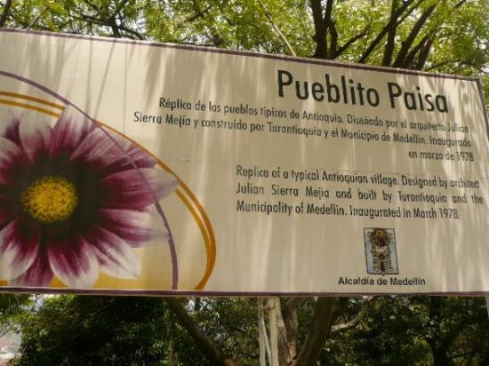 Bilde fra Medellín