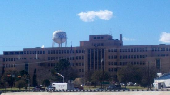 VA Hospital in Big Spring, TX