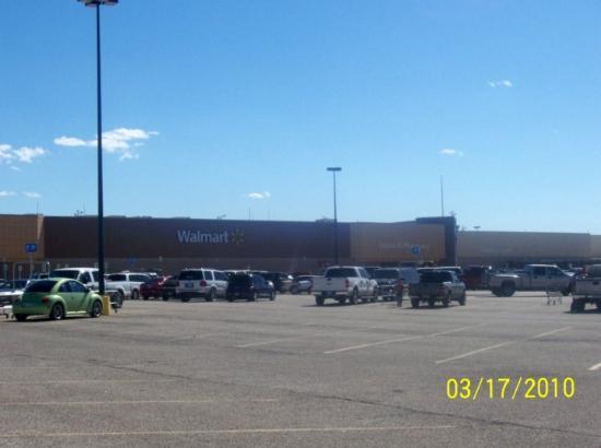 Wal-Mart in Big Spring, TX