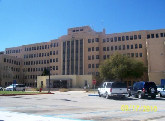VA Hospital in Big Spring, TX