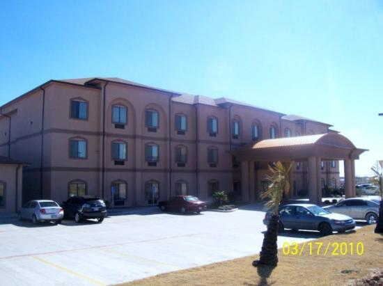 Best Western Palace Inn & Suites: The Best Western Palace Inn in Big Spring, TX