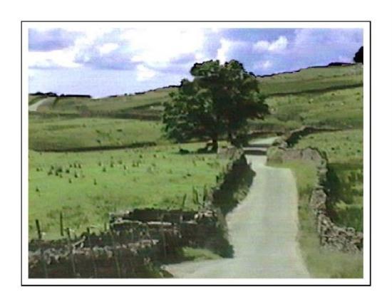 Kirkstone Pass to Ambleside.