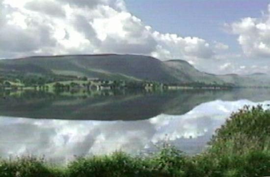 Ambleside, UK: Lake Ullswater.