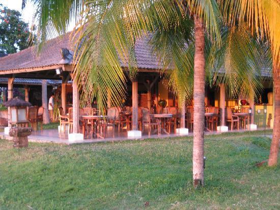 Bon Ton Resort: The restaurant