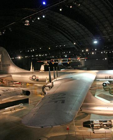 Nasjonalmuseet for amerikanske luftstyrker: Museum interior