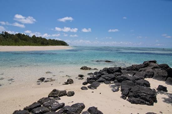 Ile aux Cerfs: spiaggia