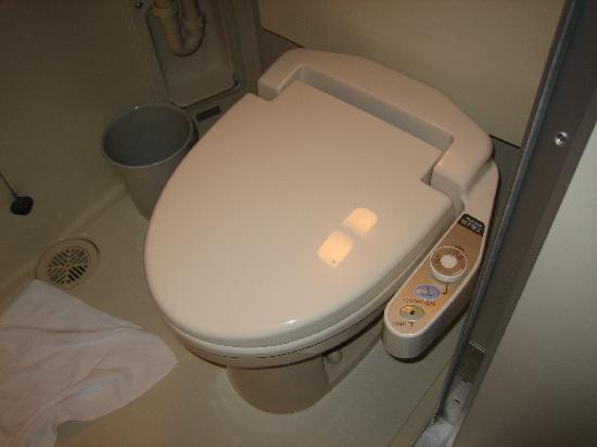 Toyoko Inn Shinjuku Kabukicho: toilet