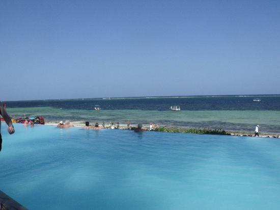 Voyager Beach Resort: Child-free infinity pool