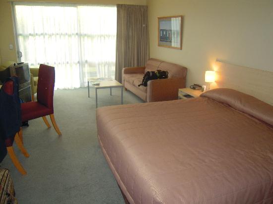 โรงแรมเวสท์ฮาเว่น: Room