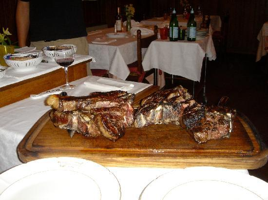 Antica Locanda di Sesto: The perfect Fiorentina Steak