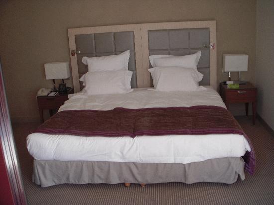 Hilton Evian-les-Bains: chambre