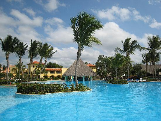 Iberostar Hacienda Dominicus: Hacienda Hotel pool