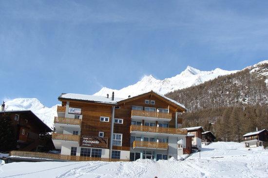 Hotel Alpenperle: Die Alpenperle