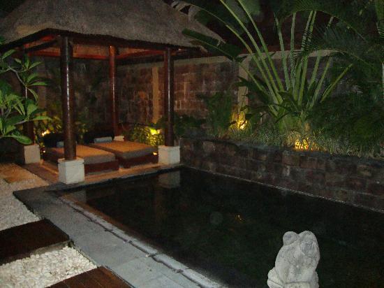 Villa Kipas: Pool and Cabana