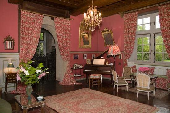 Manoir de Brion : Front Room