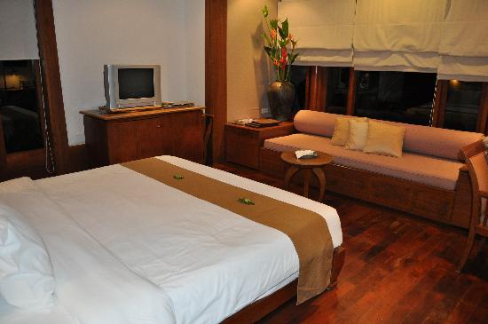 Nakamanda Resort & Spa: Chambre Sala