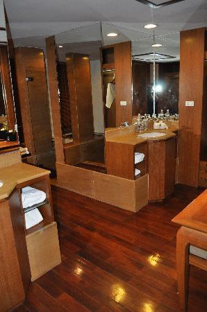 Nakamanda Resort & Spa: Salle de bain