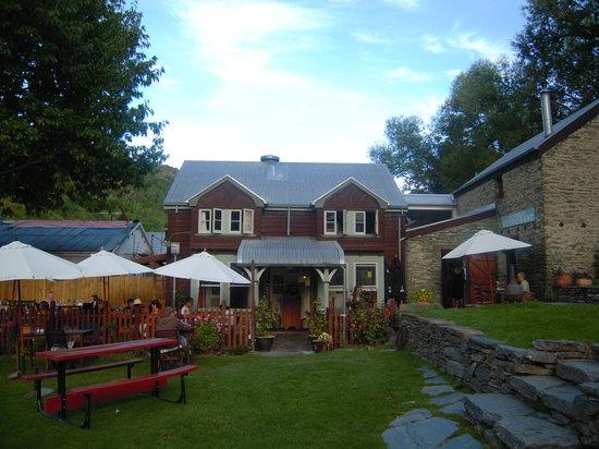 Stables Restaurant & Wine Bar: Outside of Restaurant