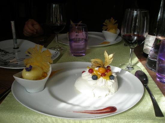 O Bontemps: Dessert
