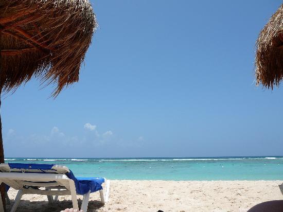 Grand Bahia Principe Tulum: Mare