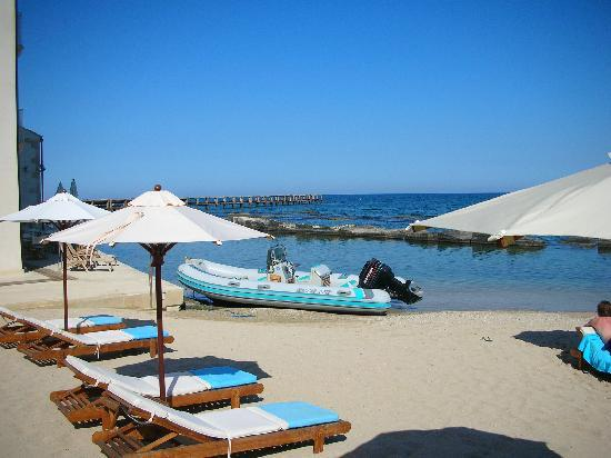 Traumstrand f r 9 tage picture of musciara siracusa for Siracusa beach hotel