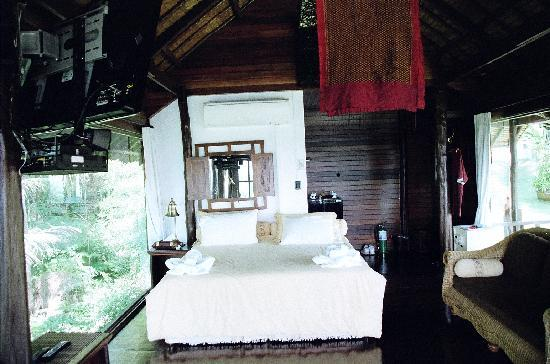Buakao Inn Guesthouse: The Bed is Big and Comfortable