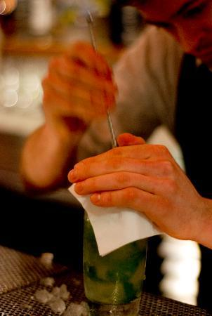 Rabble Taphouse & Grill: mojito