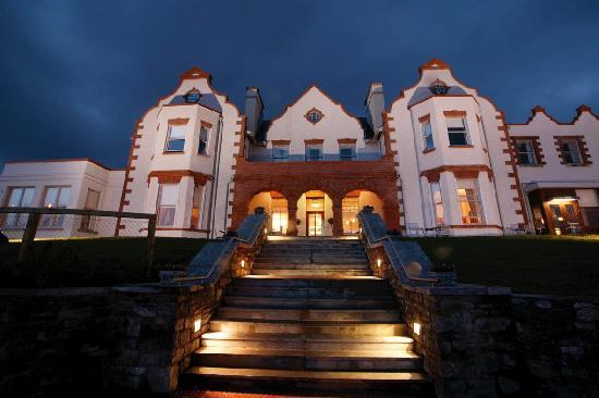 Mulranny Park Hotel Mayo @ Night