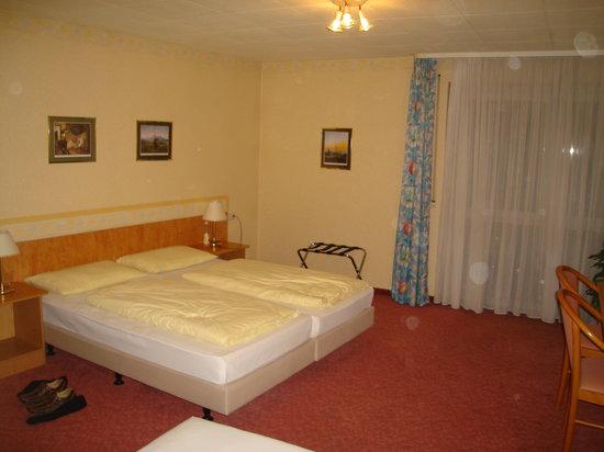 Parkhotel am Lech: Room accomodation