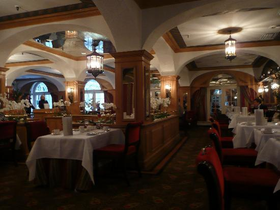 The Chesterfield Mayfair: Breakfast room again!