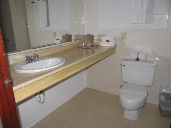 BelleVue Dominican Bay: salle de bain