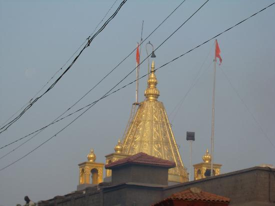 Hotel Sai Sahavas: Shirdi Sai temple