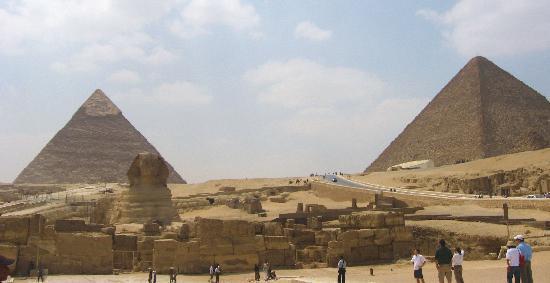 Giza-platået: GIZA