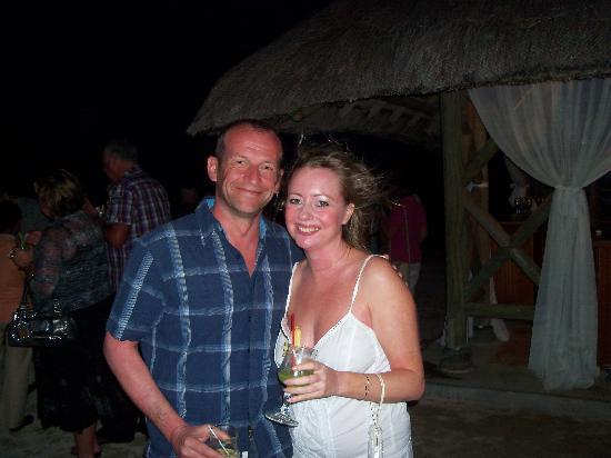 Preskil Beach Resort: Managers cocktail night