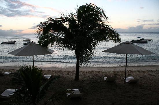 Villas Mon Plaisir: la plage