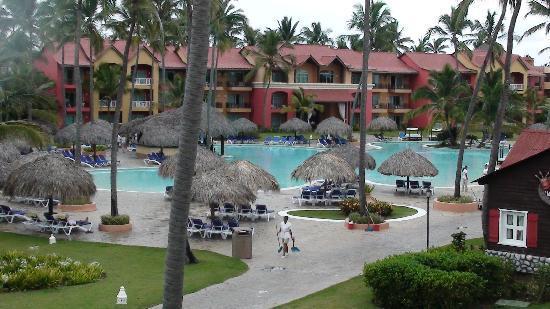 Punta Cana Princess All Suites Resort & Spa: Pool