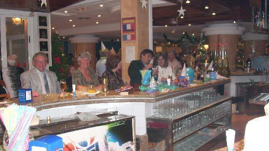 Hotel Oleander : Weihnachten 2008
