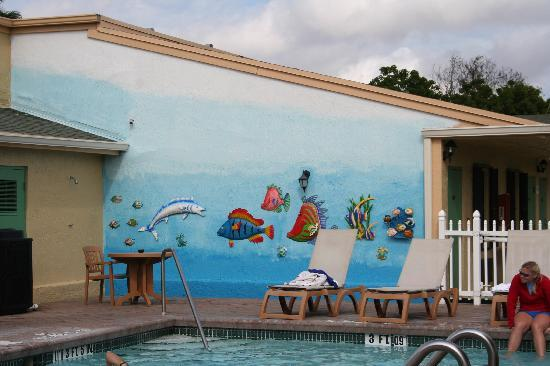 Travelodge by Wyndham Florida City/Homestead/Everglades: pool area