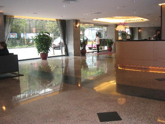 The Cityview Hong Kong: Front Desk
