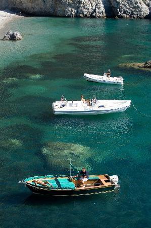 Cetara, Italien: le nostre barche