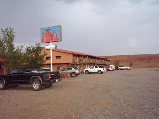 Hat Rock Inn: Parcheggio