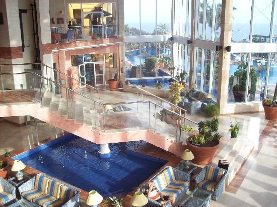 Ambar Beach Resort & Spa: la reception dell'albergo