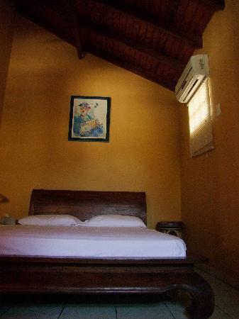 Villa Punta Salina: bedroom