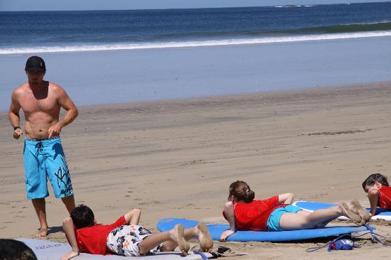 Point Break Surf School: Getting Started