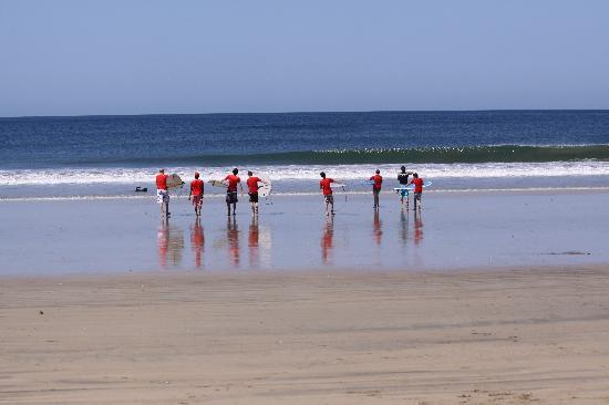 Point Break Surf School: Bring on the waves